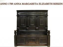 Ława z 1789 roku