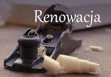 Renowacja - Wiele lat doswiadczenia w renowacji antyków